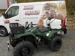 Quad Yamaha Grizzly 350 Pack Agri