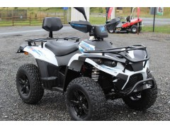 Quad Hytrack MP4 Electrique