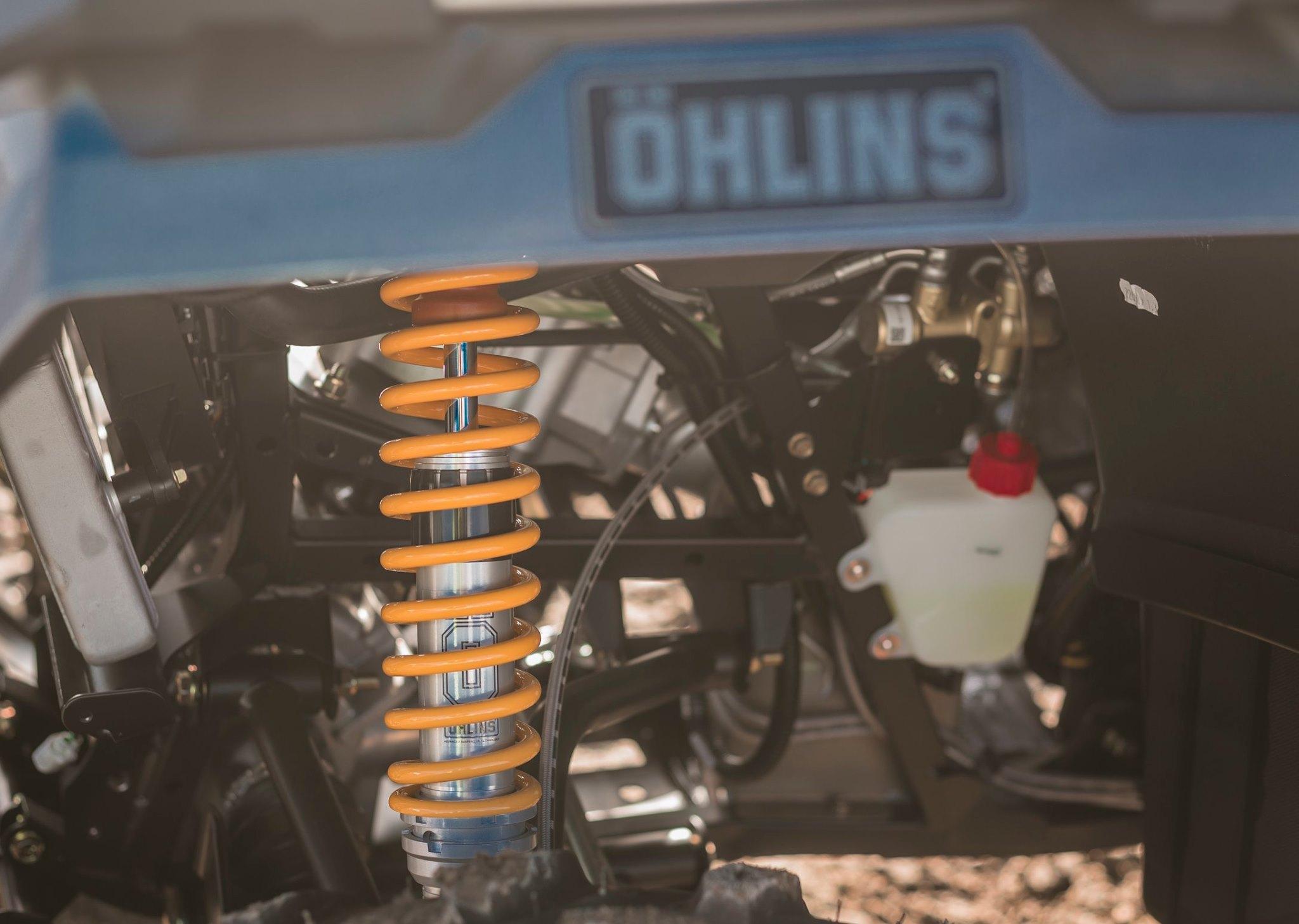 Sportsman 570 Ohlins à découvrir chez JMB QUAD & SSV