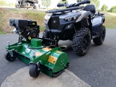 Broyeur Frontal Quad GEO ATV F100