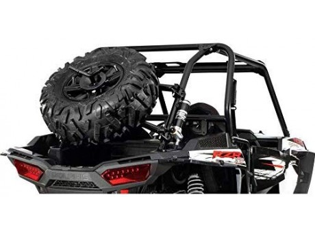 Support roue de secours Polaris RZR XP