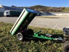 Remorque Géo ATV TR 600