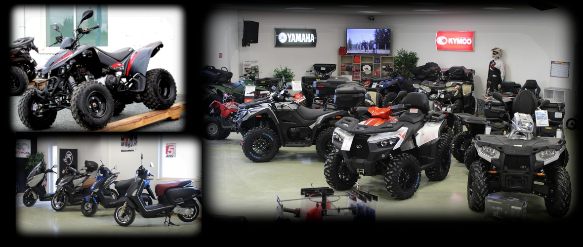 NOUVEAU SHOWROOM JMB QUAD & SSV