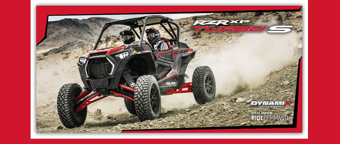 POLARIS RZR TURBO S