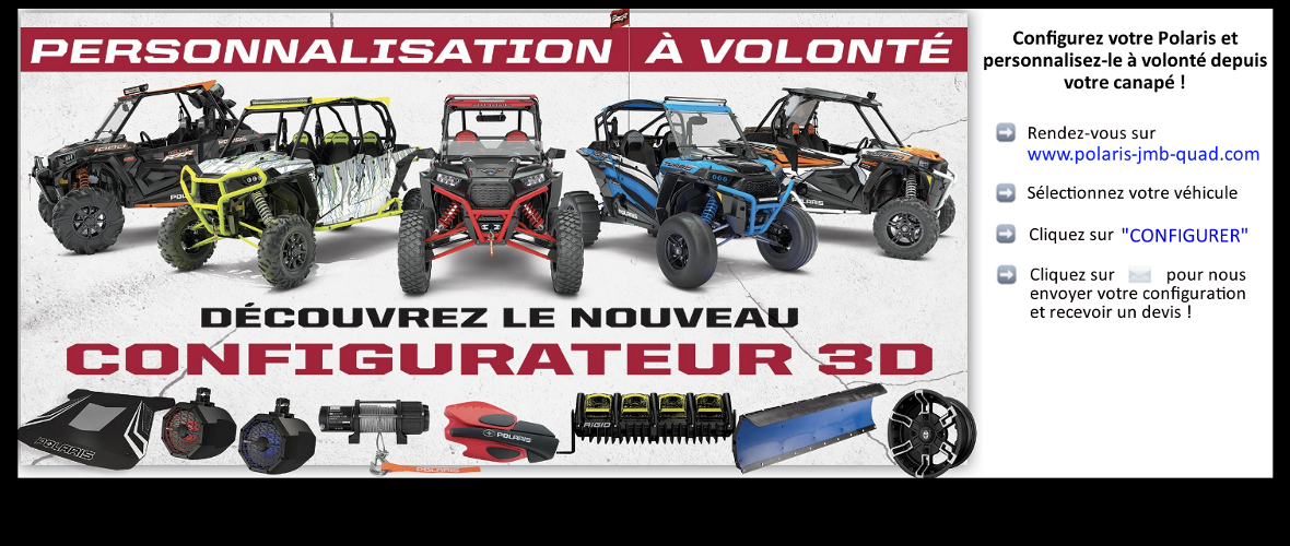 Configurateur POLARIS