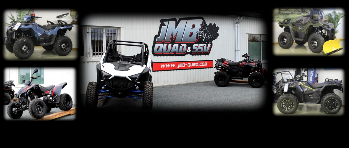 NOUVELLE CONCESSION JMB QUAD & SSV